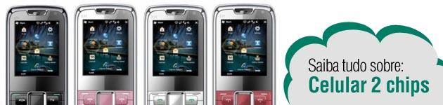 39437 celular 2 chips Celulares Baratos e Modernos