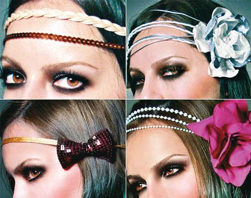 394622 headband acessorio bb soumaiseu 219 02 Penteados para Carnaval 2012