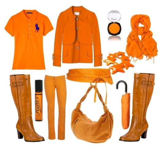 395 roupas acessorios laranja 15 Qual Cor de Roupa Usar na Virada Ano Novo   Noite Réveillon