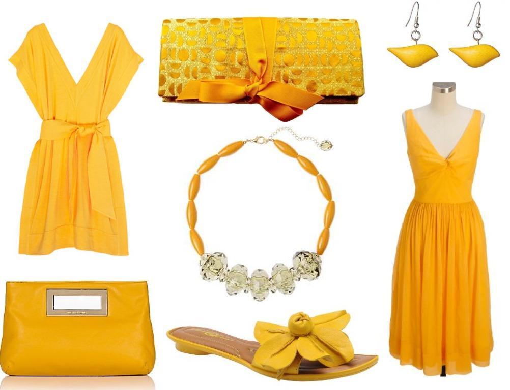 395 roupas amarelas para reveillon 2013 Qual Cor de Roupa Usar na Virada Ano Novo   Noite Réveillon
