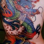 395990 Tatuagem de dragao nas costas fotos 9 150x150 Tatuagens para fechar as costas: fotos