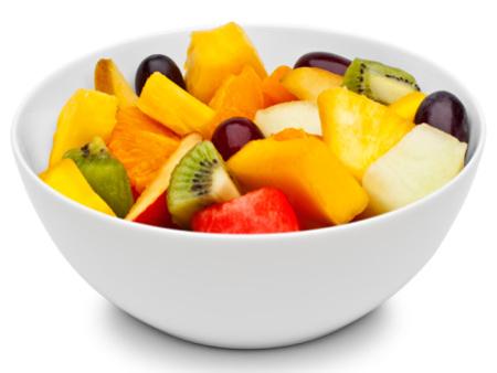 396325 salada de frutas Receita de doces fáceis
