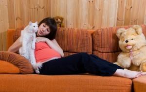 Grávidas que possuem animais de estimação se exercitam mais