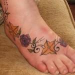 396871 pes12 150x150 Modelos de tatuagens no pé   fotos