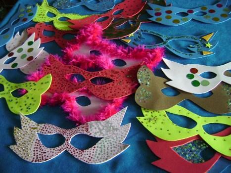 397362 mascaras160209 Moldes para mascaras de carnaval, imprimir
