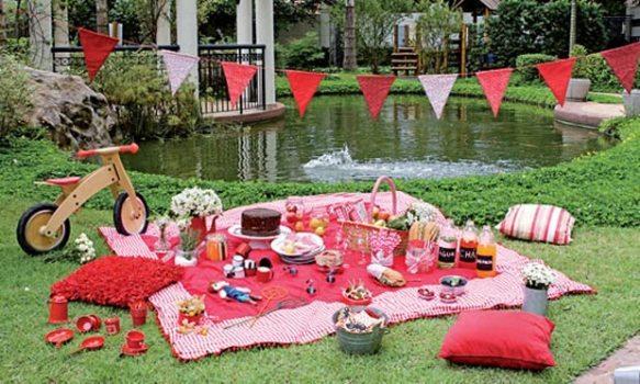 397690 Decoração de jardim para festas dicas fotos como fazer 1 Decoração de jardim para festas: dicas, fotos, como fazer