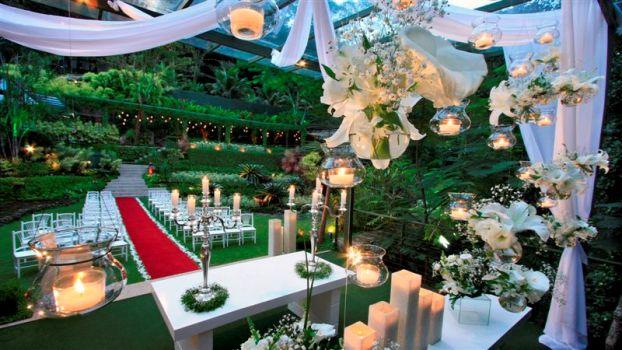 397690 Decoração de jardim para festas dicas fotos como fazer 3 Decoração de jardim para festas: dicas, fotos, como fazer