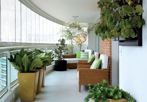397730 Como decorar varanda de apartamento simples Como decorar a varanda de apartamento simples