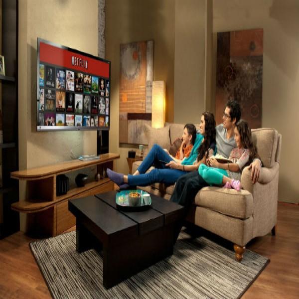 397794 netflix familia reunida 600x600 Assinatura Netflix: como cancelar