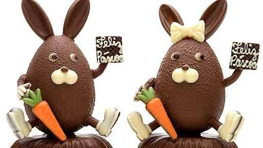 398366 ovo de páscoa caseiro9 Novidades de ovos de chocolate Páscoa 2012