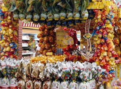 398604 Ovos de Páscoa 2012 – Nestlé Lacta e Garoto Ovos de Páscoa 2012: Nestlé, Lacta e Garoto