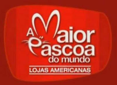 Ofertas de ovos de páscoa Lojas Americanas(Foto:Divulgação)