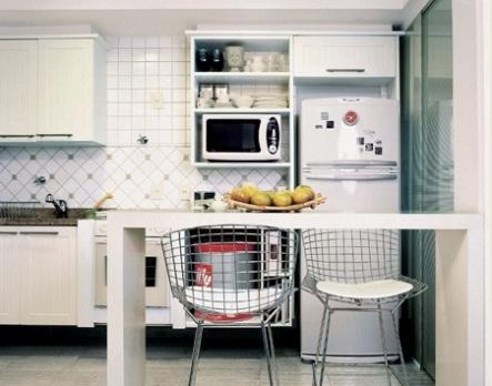 399445 Cozinha americana vantagens e desvantagens 2 Cozinha americana: vantagens e desvantagens
