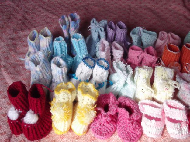 399915 sapatinhos de bebe Sapatinhos de bebê    modelos
