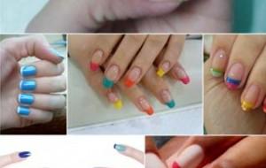 Francesinhas coloridas: dicas, cores, como fazer