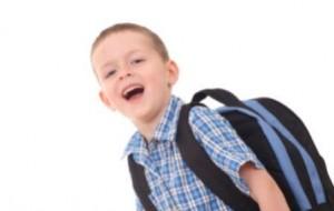 Lesões causadas pelas mochilas escolares