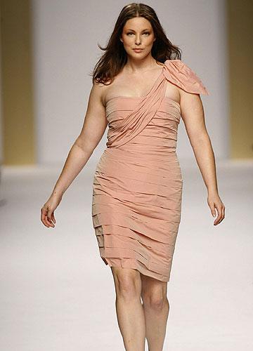 400903 5 Modelos de vestidos plus size modernos