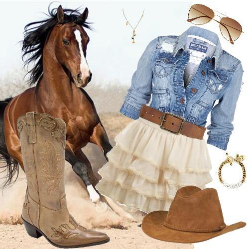 400991 moda country 2012 lindos estilos Moda country feminina 2012