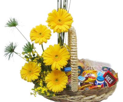 401156 Como montar uma cesta de chocolates Como montar uma cesta de chocolates
