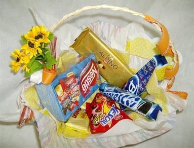 401156 Como montar uma cesta de chocolates1 Como montar uma cesta de chocolates