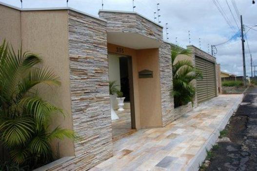 401374 Revestimento de fachada residencial como escolher dicas Revestimento de fachada residencial: como escolher, dicas
