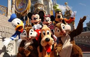Promoção para pacotes Disney 2012 compra coletiva