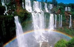 Páscoa 2012 nas Cataratas do Iguaçu