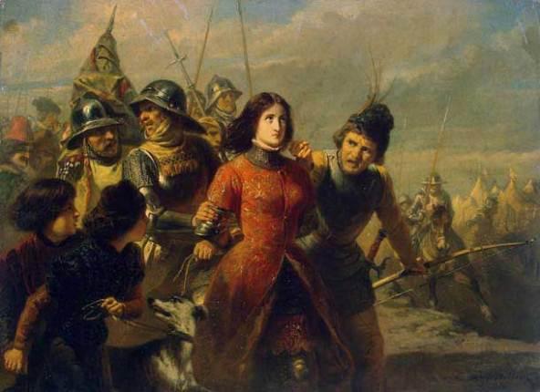 402282 Joana d´Arc Mulheres que marcaram a história