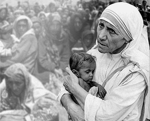 402282 Madre Teresa de Calcutá Mulheres que marcaram a história