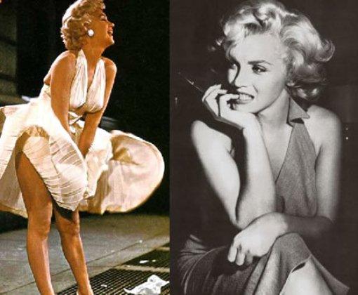 402282 Marilyn Monroe Mulheres que marcaram a história