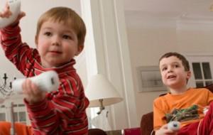 Crianças não se exercitam mais jogando vídeo game que exigem movimento