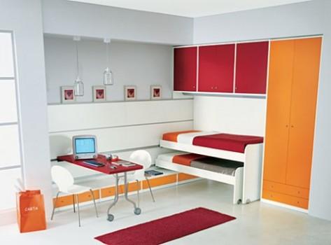de quarto pequeno de apartamento planejado 1 Fotos de quarto pequeno
