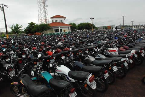 403739 informes 2010 05 02 Leilão de motos Detran 2012   datas e locais