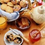 404034 Decoração de mesa para o café da manhã fotos dicas 10 150x150 Decoração de mesa para o café da manhã: fotos, dicas