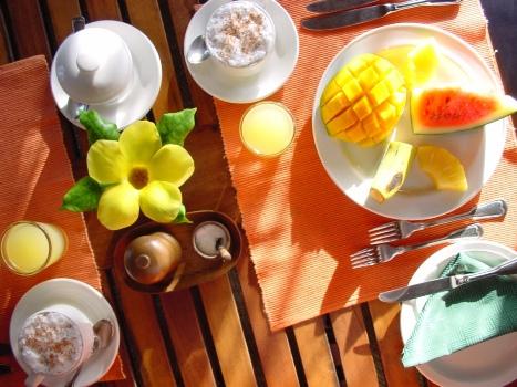 404034 Decoração de mesa para o café da manhã fotos dicas 7 Decoração de mesa para o café da manhã: fotos, dicas