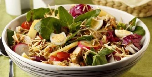 404094 capa salada du chef Almoço de Páscoa: Sugestões, dicas