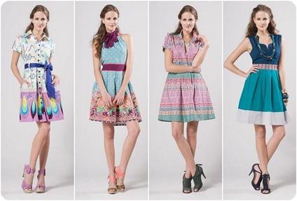 404252 vestidos jovem evangelico Moda evangélica 2012 vestidos