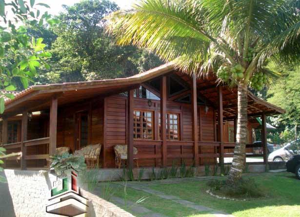 404491 casas de madeira simples Casas de madeira: fotos e preços