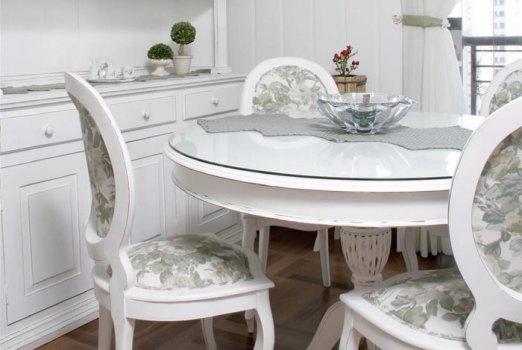 404875 Decoração com mesa provençal dicas como fazer 1 Decoração com mesa provençal: dicas, como fazer