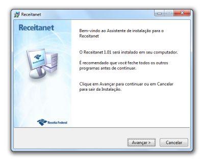 405332 receita irpf 2012 download e instalacao do programa 4 Receita IR 2012: donwload e instalação do programa