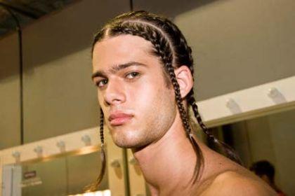 405699 tranças em cabelos masculinos fotos dicas 2 Tranças em cabelo masculino: fotos, dicas