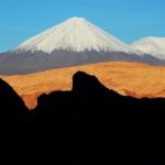 406136 Vulcão no deserto do atacama 150x150 Paisagens de deserto: fotos