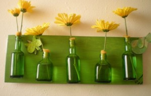 Decoração com material reciclável: como fazer