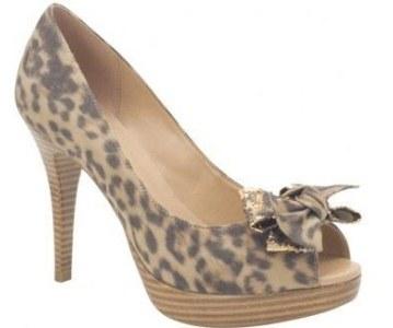406622 Animal Print para deixar seus pés mais elegantes e sofisticados Via Uno Coleção Outono Inverno 2012