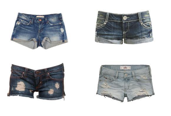 406717 mini shorts jeans 8 Short mini verão 2012: modelos, tendências