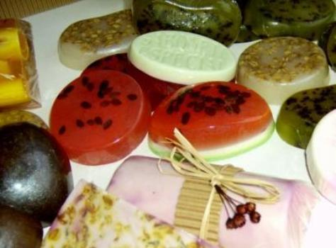 407022 Como fazer sabonetes caseiros Como fazer sabonetes caseiros