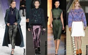 Principais Tendências da Semana de Moda de Paris: Inverno 2012