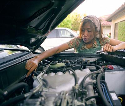 408642 02 mecanica mulheres Curso de mecânica para mulheres Volkswagen