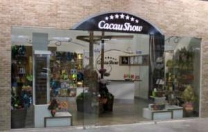 Ovo Brigadeiro Cacau show