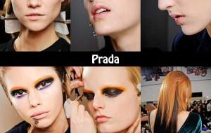 Semana de Moda de Milão Inverno 2012: Tendências em Beleza